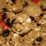 Happy Valentine's Day! Why not make your sweetheart Cranberry White Chocolate Macadamia Nut Cookie?