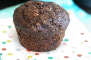 Double Chocolate Quinoa Muffins Lauren Kelly Nutrition