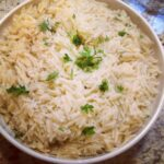 ~Lemon Orzo with Pine Nuts~