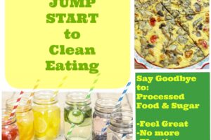 Three – Five Day Jump Start to Clean Eating and Grocery List