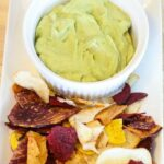 This Avocado White Bean Hummus is simple to make, healthy and delicious!