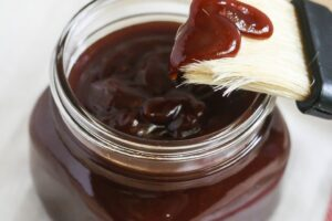 Healthier Barbecue Sauce from Lauren Kelly Nutrition
