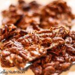 Maple Pecan Brittle