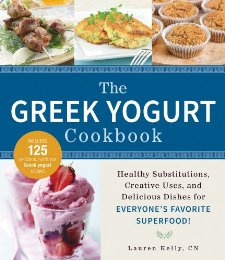 Greek Yogurt Cookbook