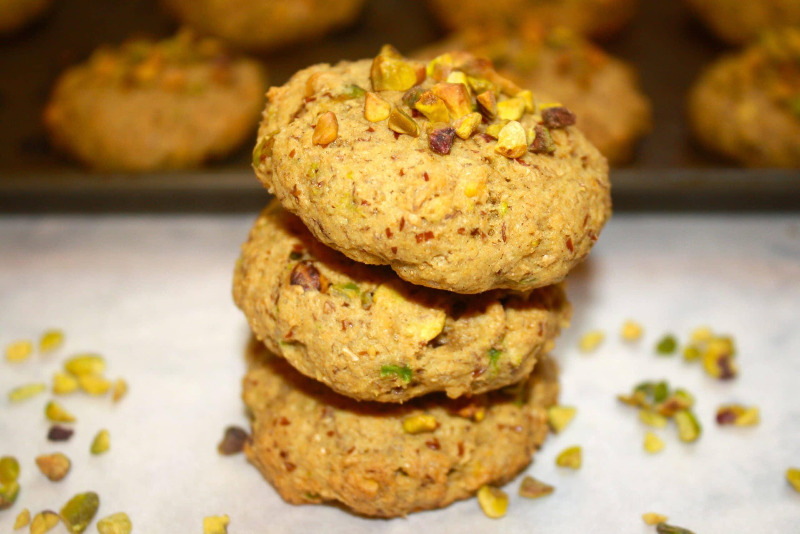 Pistachio Cookies (secret ingredient)