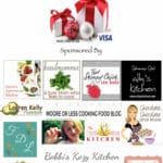 Holiday Cheer $600 VISA Gift Card Giveaway CLOSED