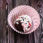 Dairy-Free Vegan Peppermint Fudge
