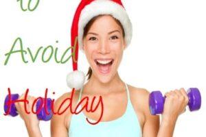 Top Ten Ways To Avoid Holiday Weight Gain