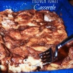 Overnight French Toast Casserole