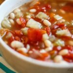 Crock Pot White Bean Soup