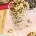 Gluten Free Peanut Butter Chocolate Chip Granola