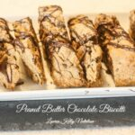 Peanut Butter Chocolate Biscotti and a GIVEAWAY- CLOSED