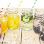 Naturally Flavored Infused Waters
