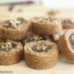 Salted Caramel & Chocolate Pecan Tarts