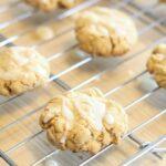 Iced Lemon Cookies {Gluten Free, Low Carb, Paleo}