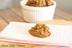 Flourless Peanut Butter Cookie - Lauren Kelly Nutrition