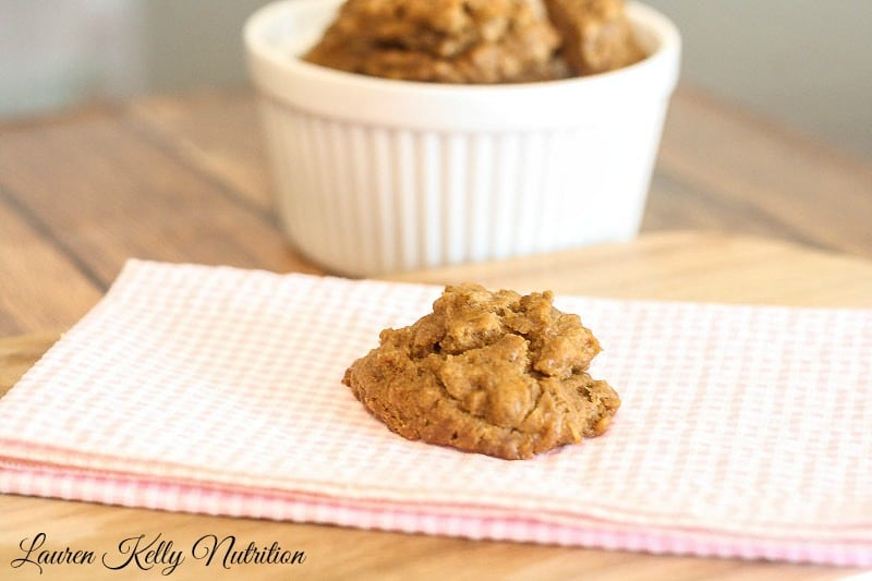 Peanut Butter Cookie - Lauren Kelly Nutrition