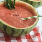 Watermelon Mint Slush - Lauren Kelly Nutrition