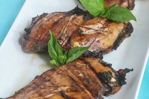 Easy Balsamic Chicken | Lauren Kelly Nutrition, ready in 20 minutes!