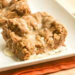 Pumpkin Bars with Maple Browned Butter Frosting | Lauren Kelly Nutrition