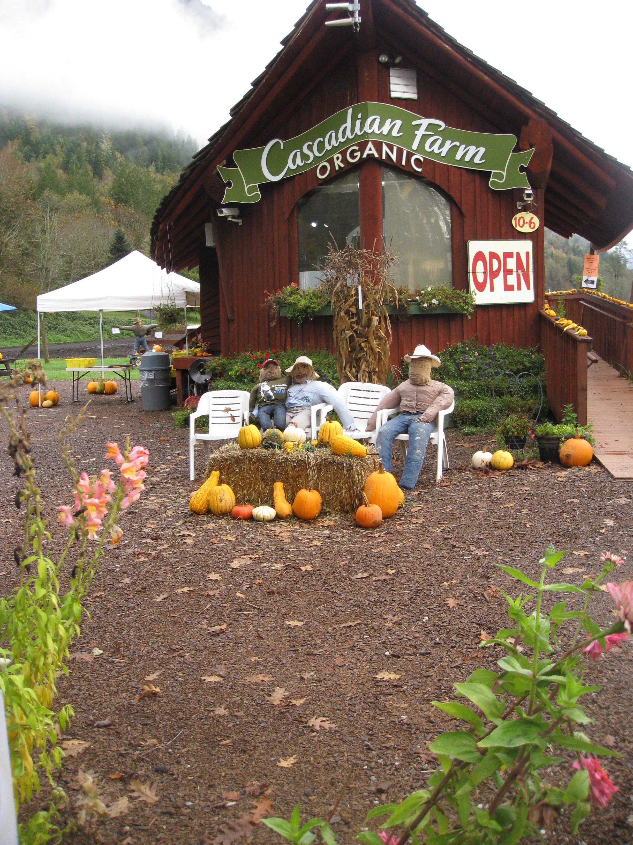 Cascadian Farm Trip