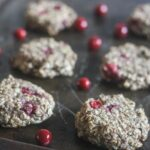 Cranberry Orange Breakfast Cookies {Gluten-Free, Dairy-Free, Vegan}
