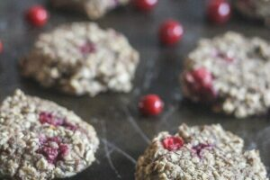 These Cranberry Orange Cookies are delicious any time of the day! @lovemysilk #SilkCashew