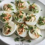 Healthy Deviled Eggs