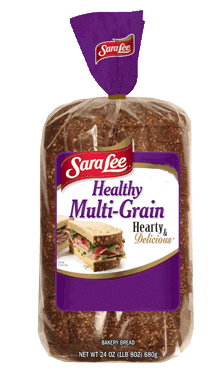 Sara Lee® Healthy Multi-Grain Bread is tastier than ever with only 45 calories per slice!  #45DelightfulPeople #ad