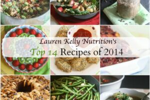 Lauren Kelly Nutrition's Top 14 Recipes of 2014
