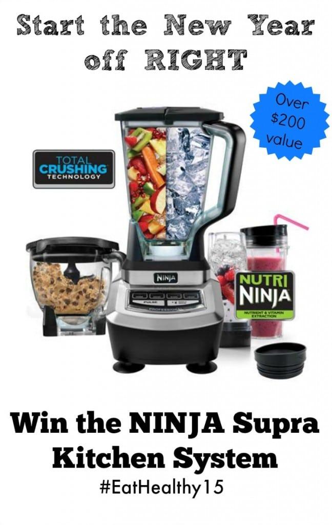 Ninja Blender Giveaway