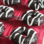 Hot Chocolate Doughnuts with Marshmallow Glaze from Lauren Kelly Nutrition