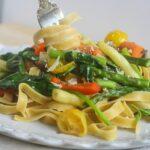 Pasta Primavera {Gluten-Free, Vegetarian, Healthy, Under 30 Minutes}