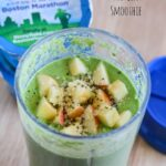 Green Protein Smoothie {Vegetarian, Healthy, Easy}