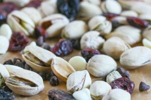 Healthy Pistachio Snack Mix