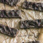 No Bake Blueberry Energy Bars {Vegan, Gluten-Free, Dairy-Free, Easy}