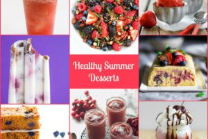 Healthy Summer Desserts from Lauren Kelly Nutrition