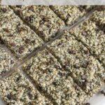 Healthy Oatmeal Chocolate Chip Bars {Easy, Vegan, Dairy-Free, Gluten-Free}