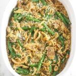 Green Bean Quinoa Casserole and a $50 Amazon Gift Card Giveaway!