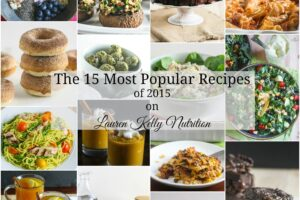 15 of my Most Popular Recipes from 2015