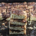 Snickerdoodle Bars {Lightened Up}