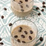 Cappuccino Chia Pudding from Sugar Free Mom