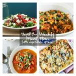 Healthy Week Meal Plan Week 4.23.16