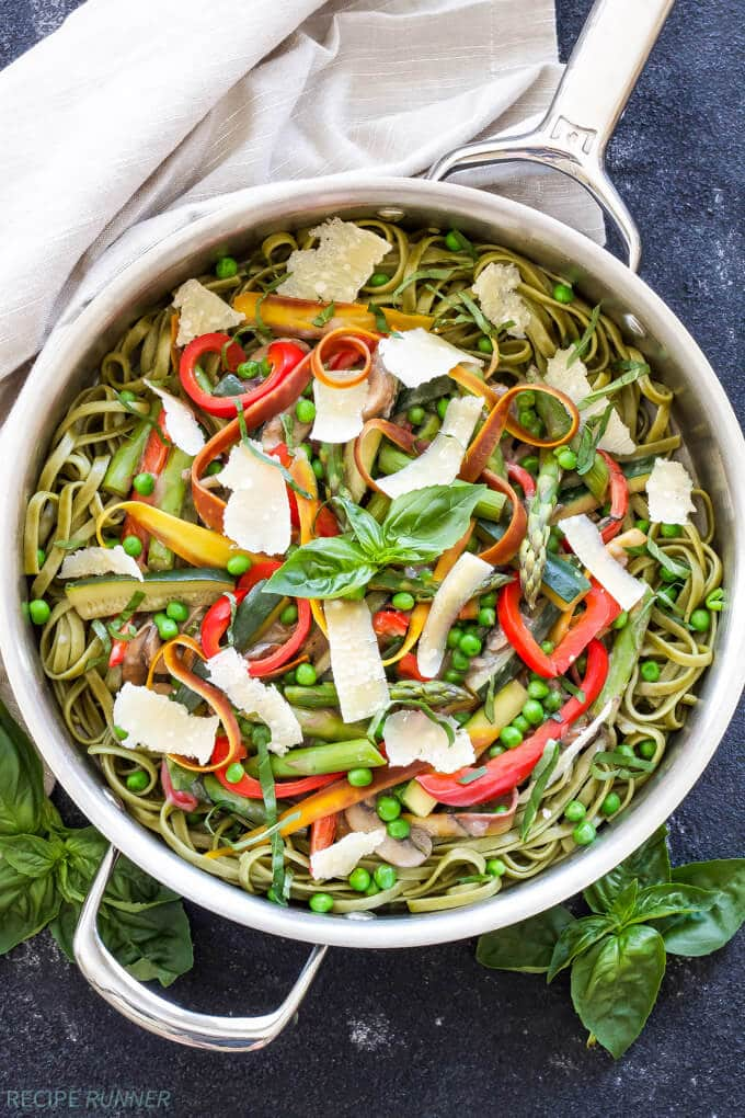Healthy Weekly Meal Plan with #Vegetarian Options