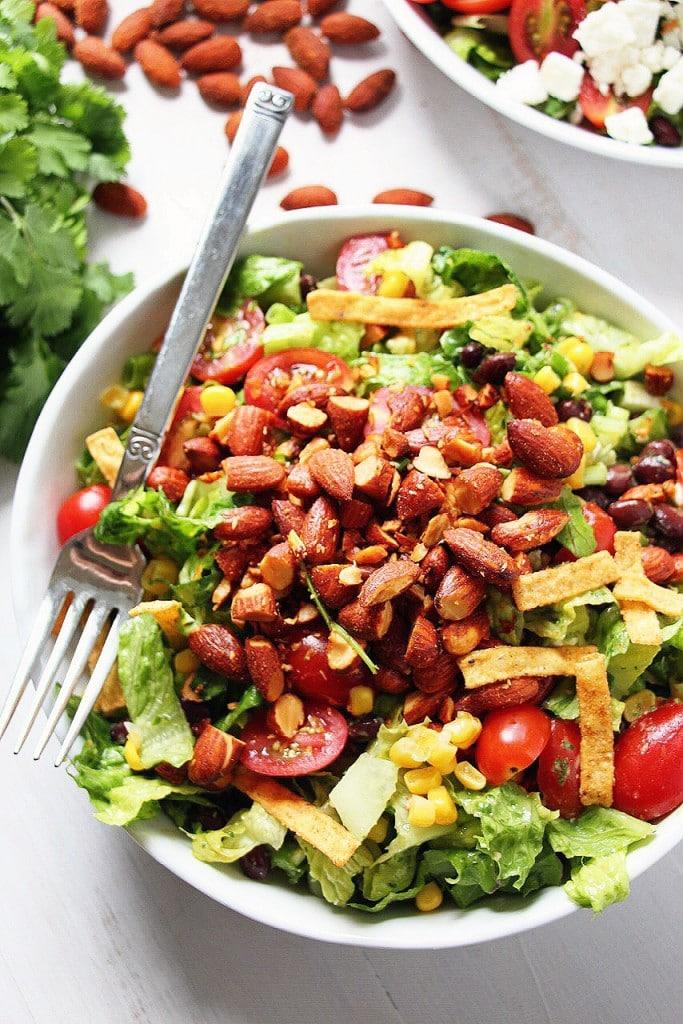 sriracha-salad