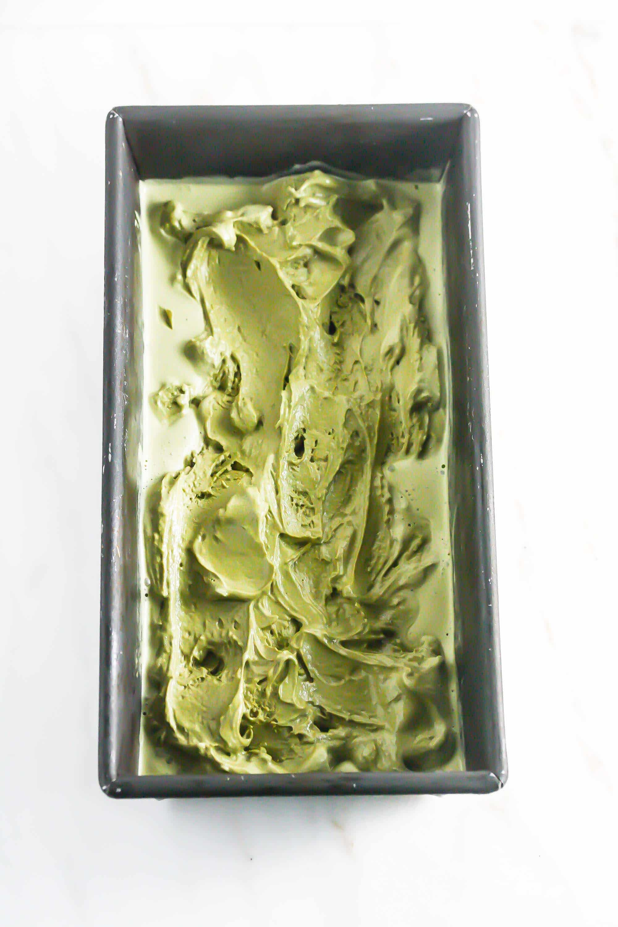 Matcha Coconut Ice Cream from Lauren Kelly Nutrition #vegan #glutenfree #dairyfree