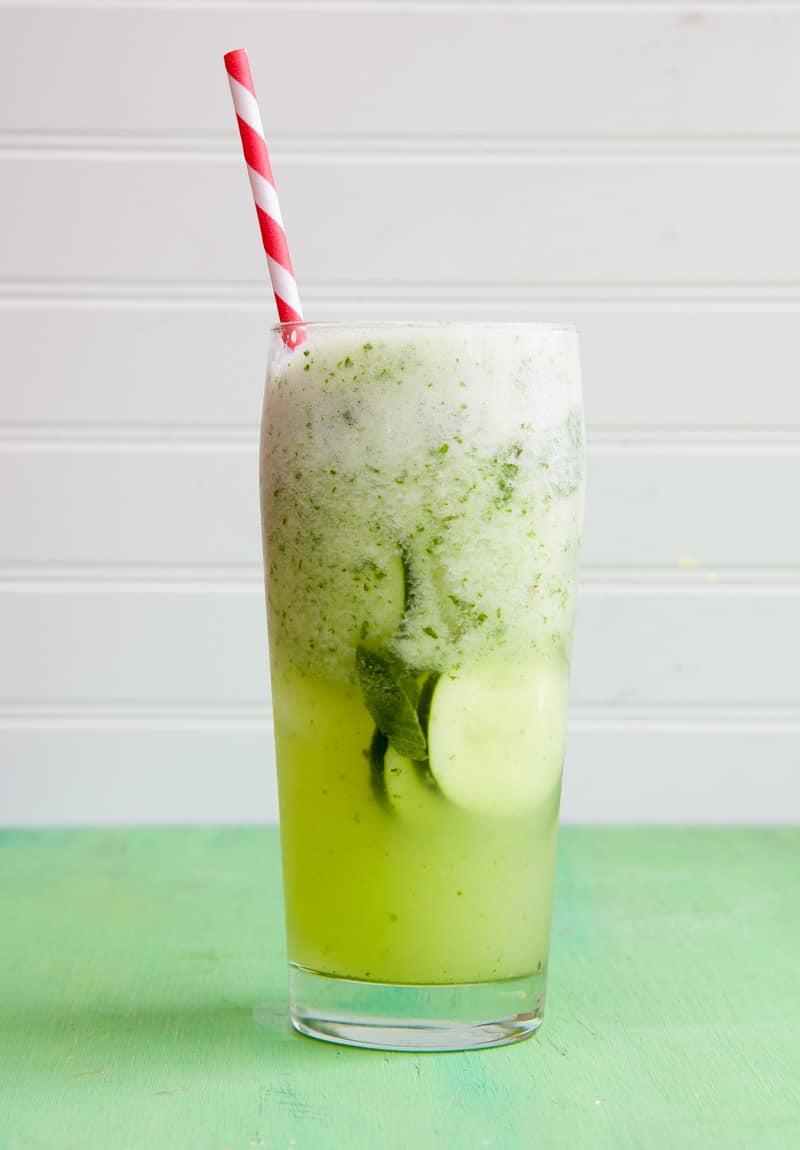 cucumber-mojito