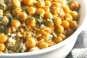 Chickpea Tikki Masala & A Review of Not Your Mama's Canning Book