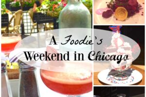 A Foodie's Weekend in Chicago from Lauren Kelly Nutrition