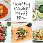Healthy Weekly Plan 9.10.16